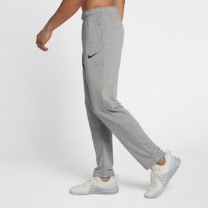 NWOT NIKE - light gray sweatpants { straight leg }